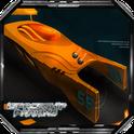 iSpaceship Parking Gold